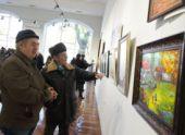 В Сухуме открылась «Весенняя выставка» картин