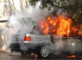Врач пострадала при взрыве в Абхазии