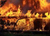 Два человека погибли на пожаре в частном доме в Сухуме