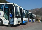 Новыми автобусами пополнились районные автопарки Абхазии