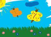 Выставка-продажа детских рисунков открылась в Сухуме