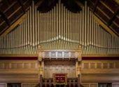 Органный фестиваль открылся в Пицунде