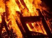 В Сухуме произошел пожар в жилом доме