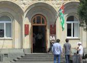 Митингующие захватили Администрацию президента в Абхазии