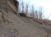 В Абхазии начнут ремонтировать участок трассы, разрушенный оползнем