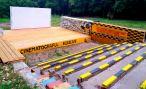 На набережной Сухума откроется «Летний кинотеатр»