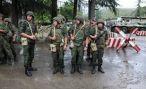Российские военные использовали спутник «Радуга-1М» в Абхазии