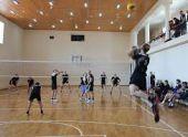 В Абхазии прошел чемпионат по волейболу среди мужских команд