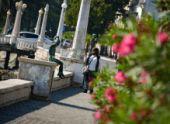 Природа Абхазии прощается с летом