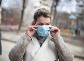 Сотрудники МВД Абхазии бесплатно раздали медицинские маски водителям