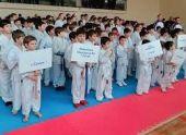 Турнир по каратэ прошел в Абхазии