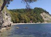 В Абхазии обнаружили таинственный остров