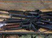 В МВД Абхазии предложили ужесточить наказание за незаконный оборот оружия