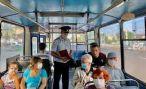 В Сухуме стали задерживать общественный транспорт, перевозящий пассажиров без масок