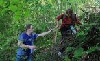 Спасатели нашли российскую туристку, заблудившуюся в горах Нового Афона